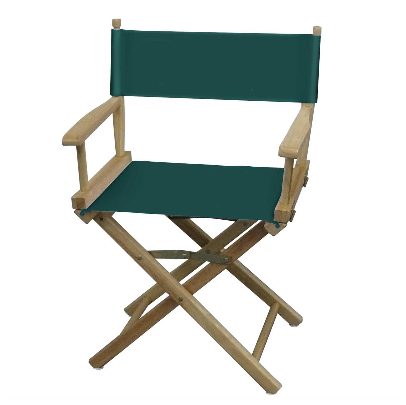 Green directors chair