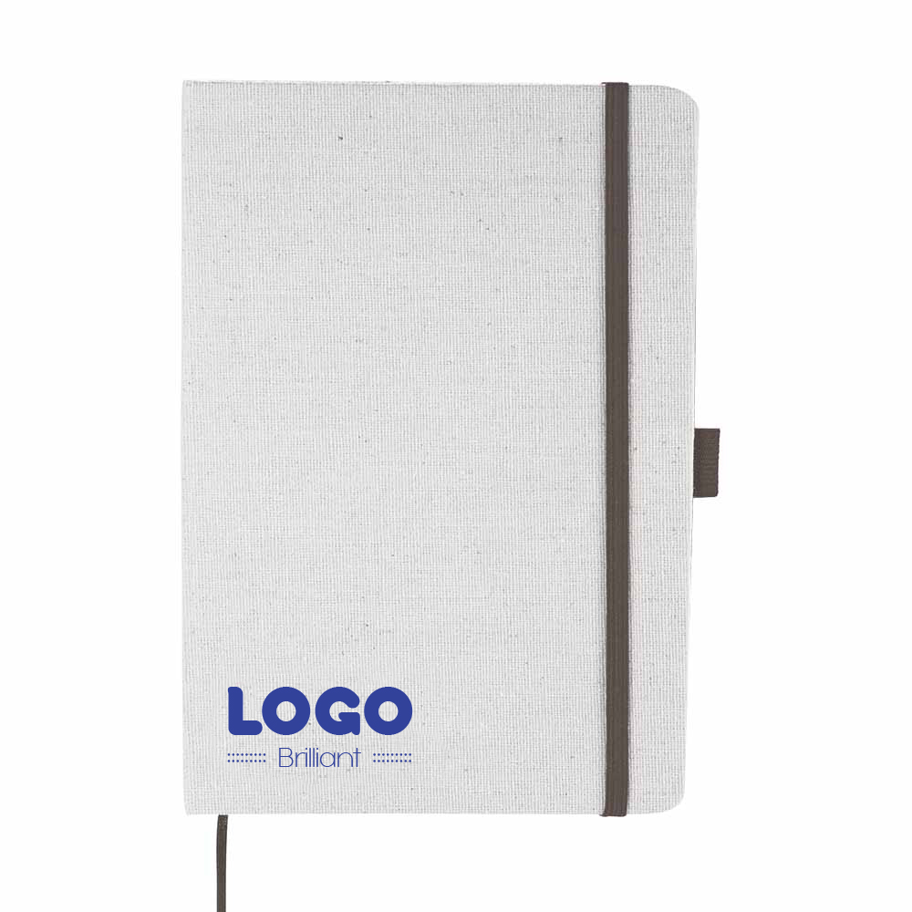 134899 lunar canvas notebook one color one location imprint