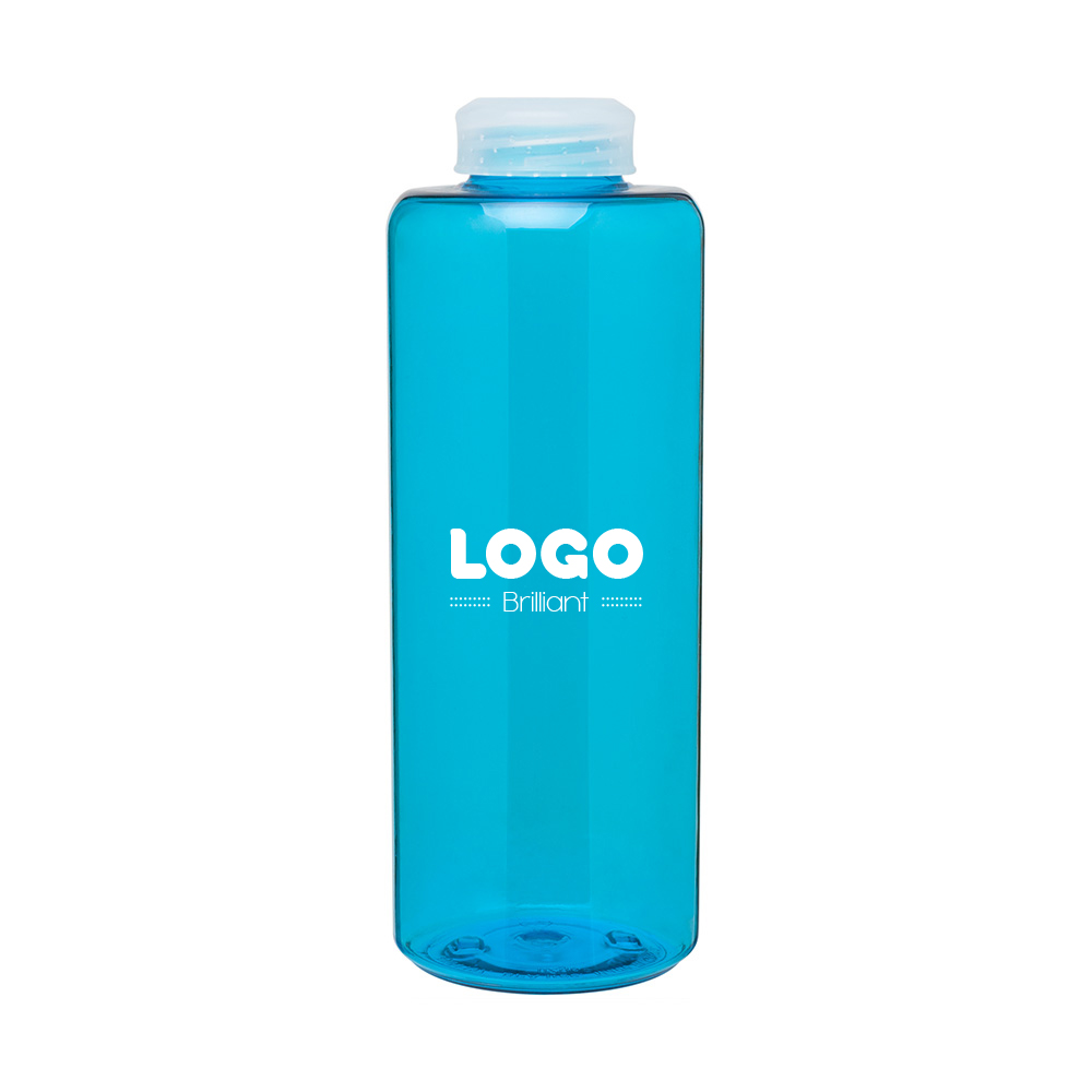 134836 malaga bottle one color one location imprint