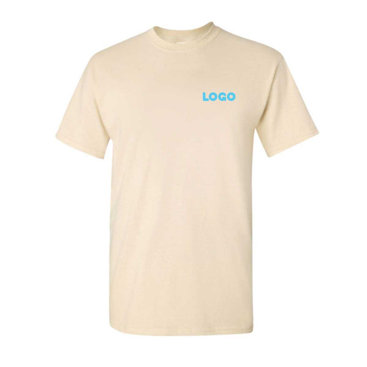 134807 ultra cotton tee one color one location screen