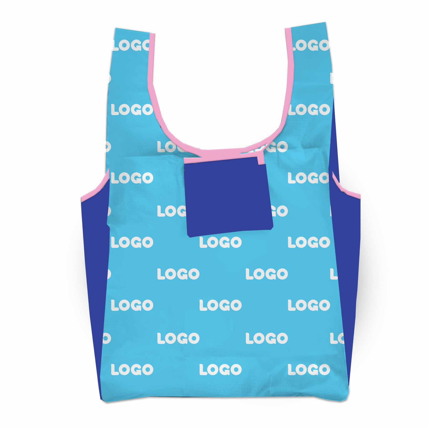 Custom bag pop brilliant