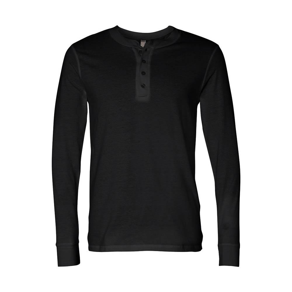 Henley jersey bell black