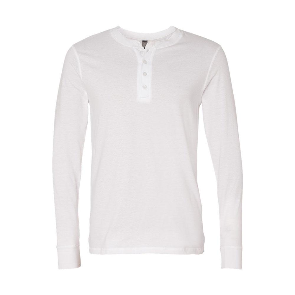 Henley jersey bell white