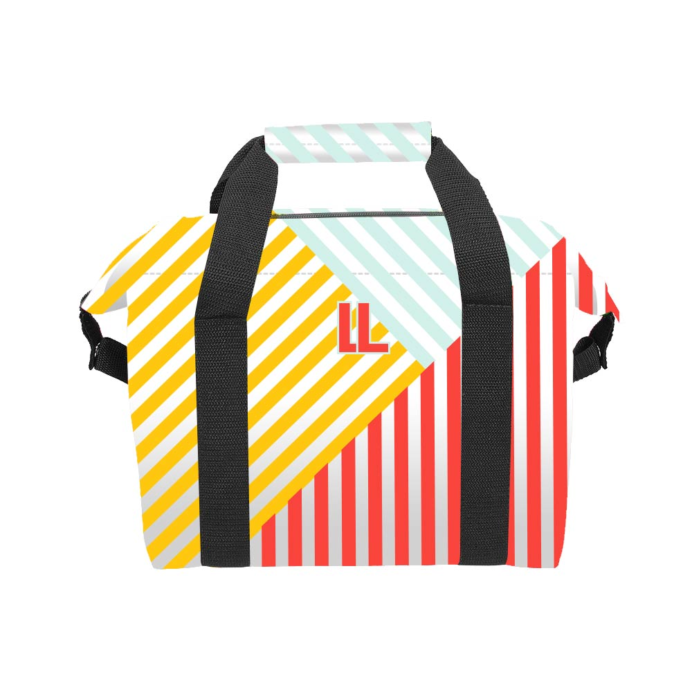 148129 small soft cooler bag full color sublimated