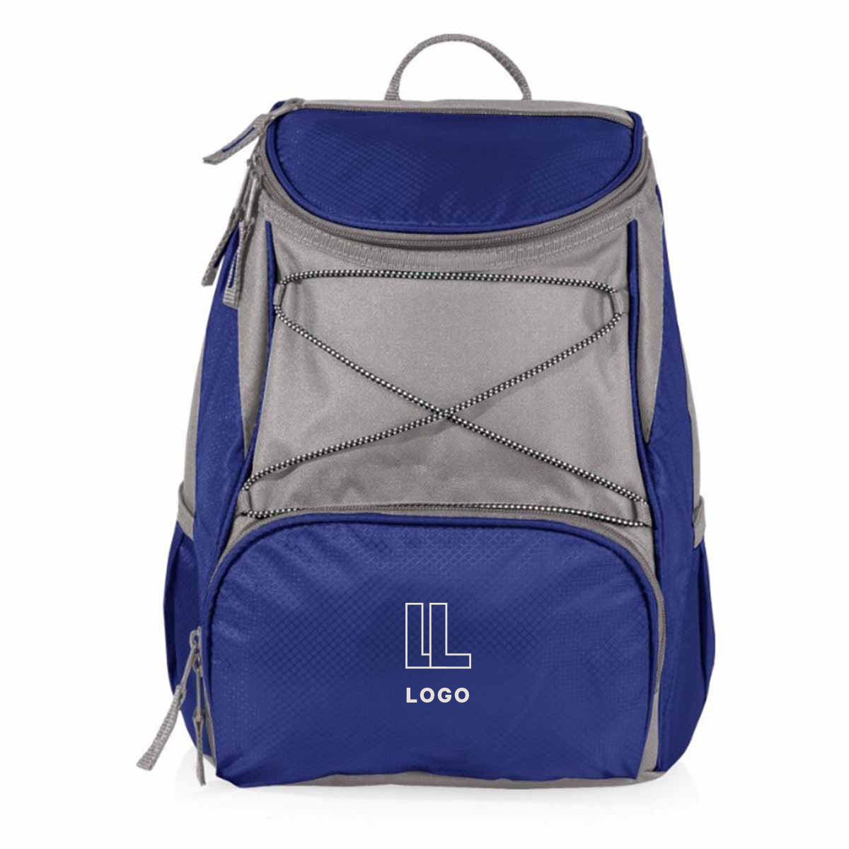 147998 cooler backpack full color heat transfer one location