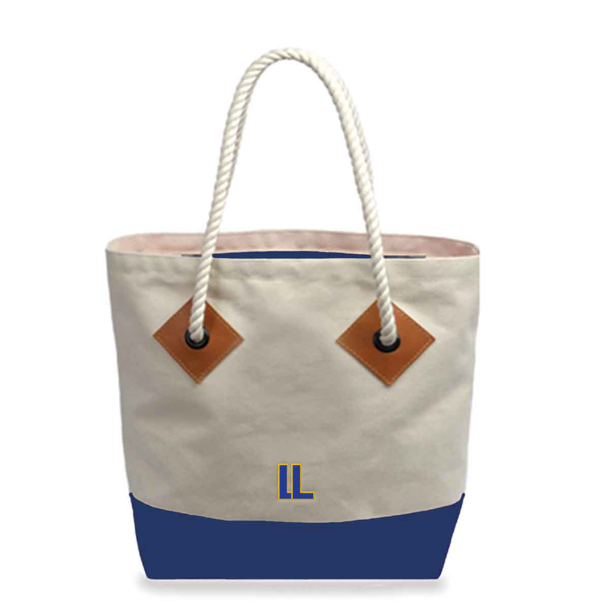 146714 rope tote embroidery up to 5k one location
