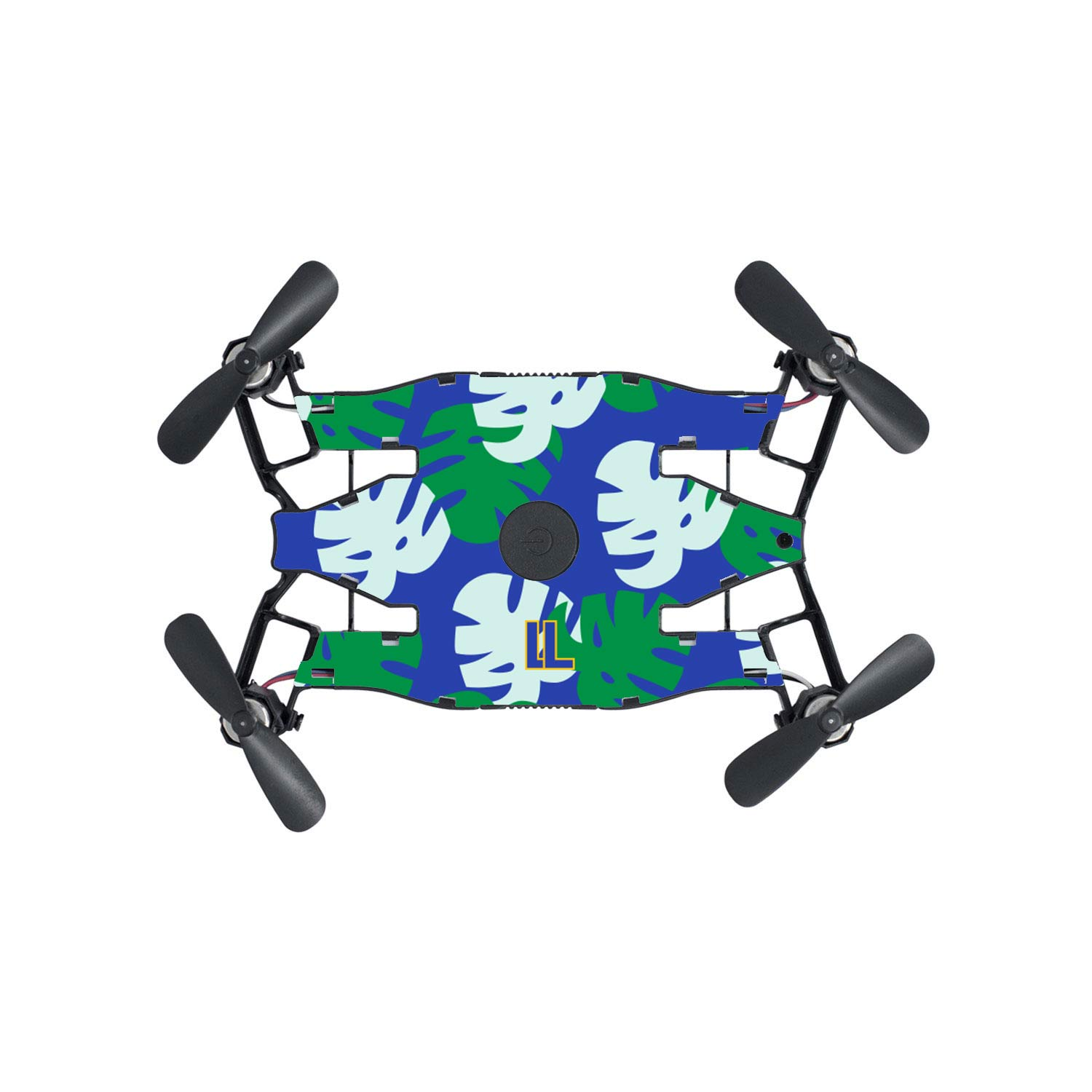 146684 mini selfie drone full color imprint