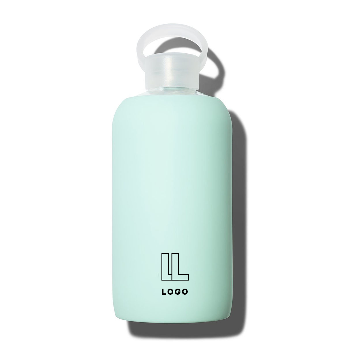 146665 1l bottle one color one location imprint
