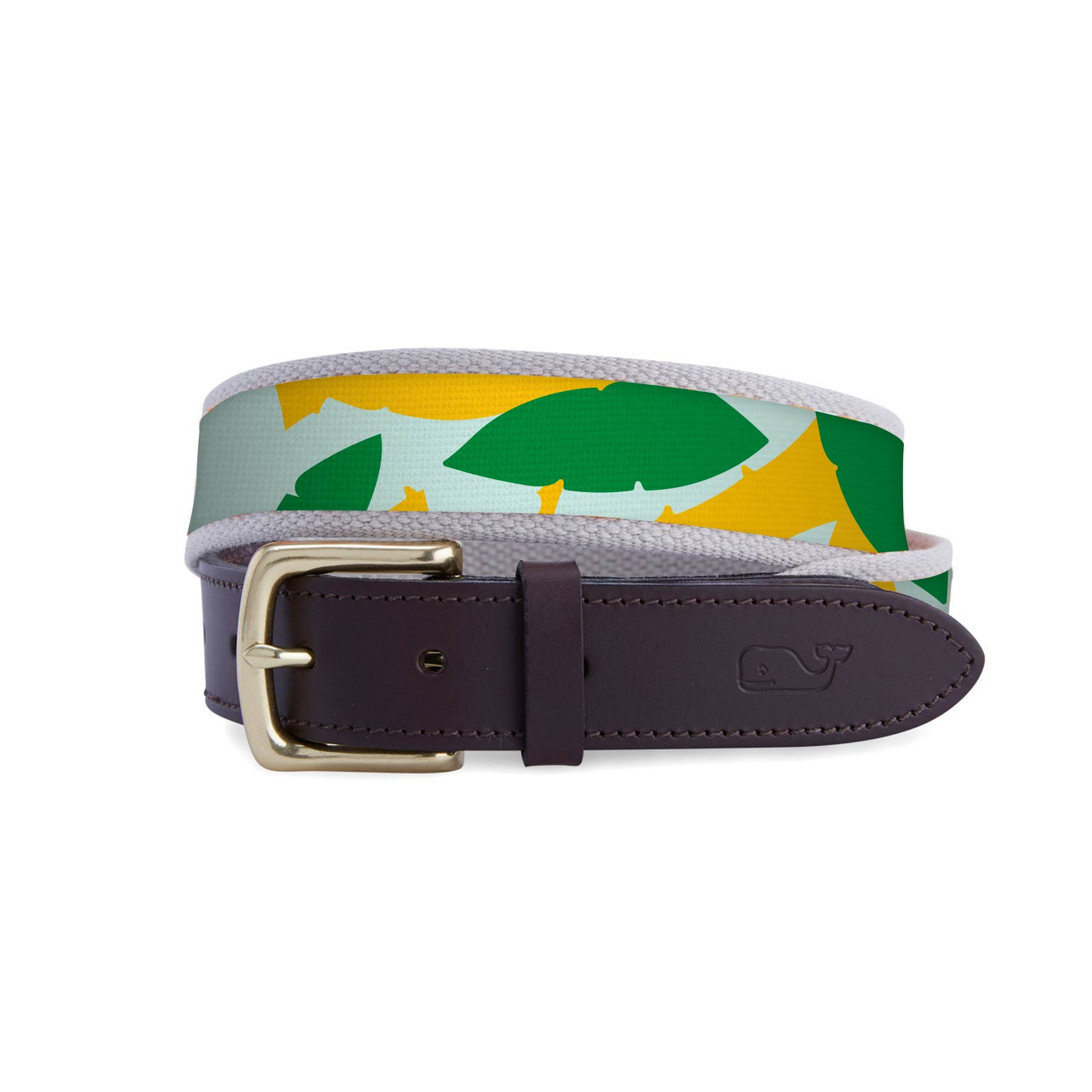 148114 canvas club belt