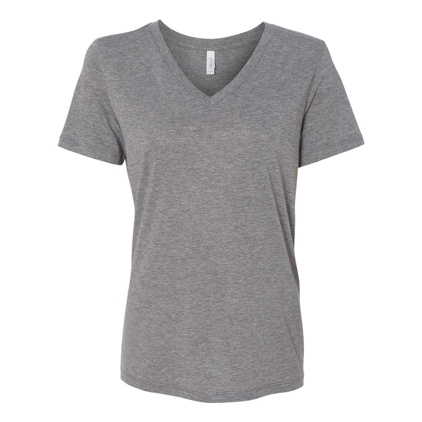 Gray triblend