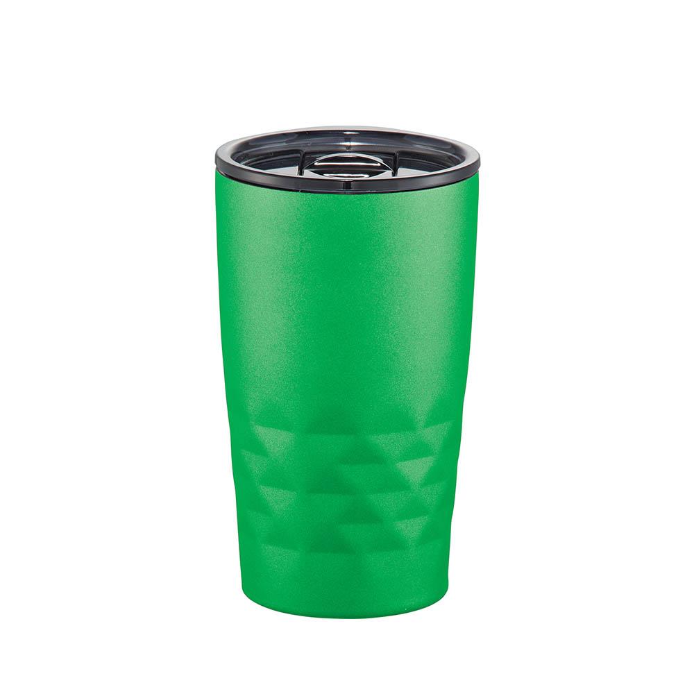 Green short geo tumbler