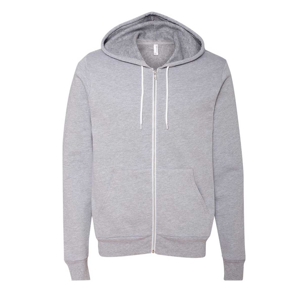 Light gray bella sweatshirt