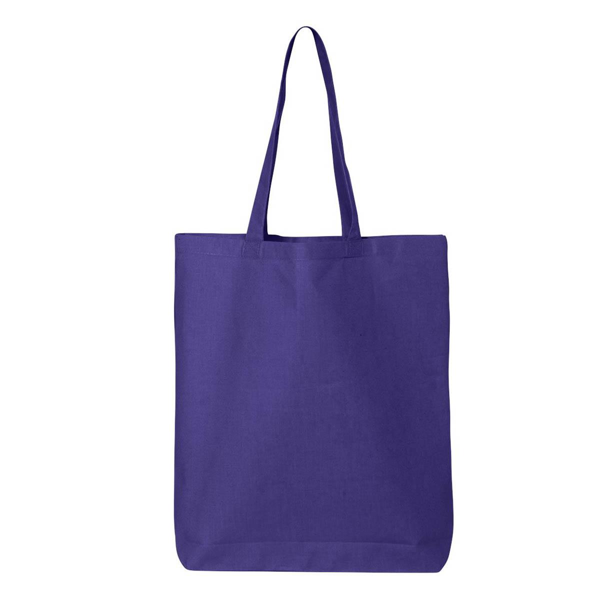 Purple lightweight gusset
