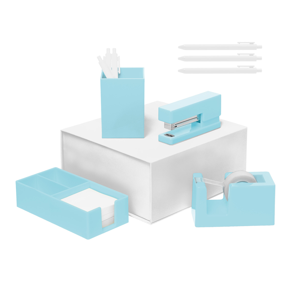Up giftbox powderblue