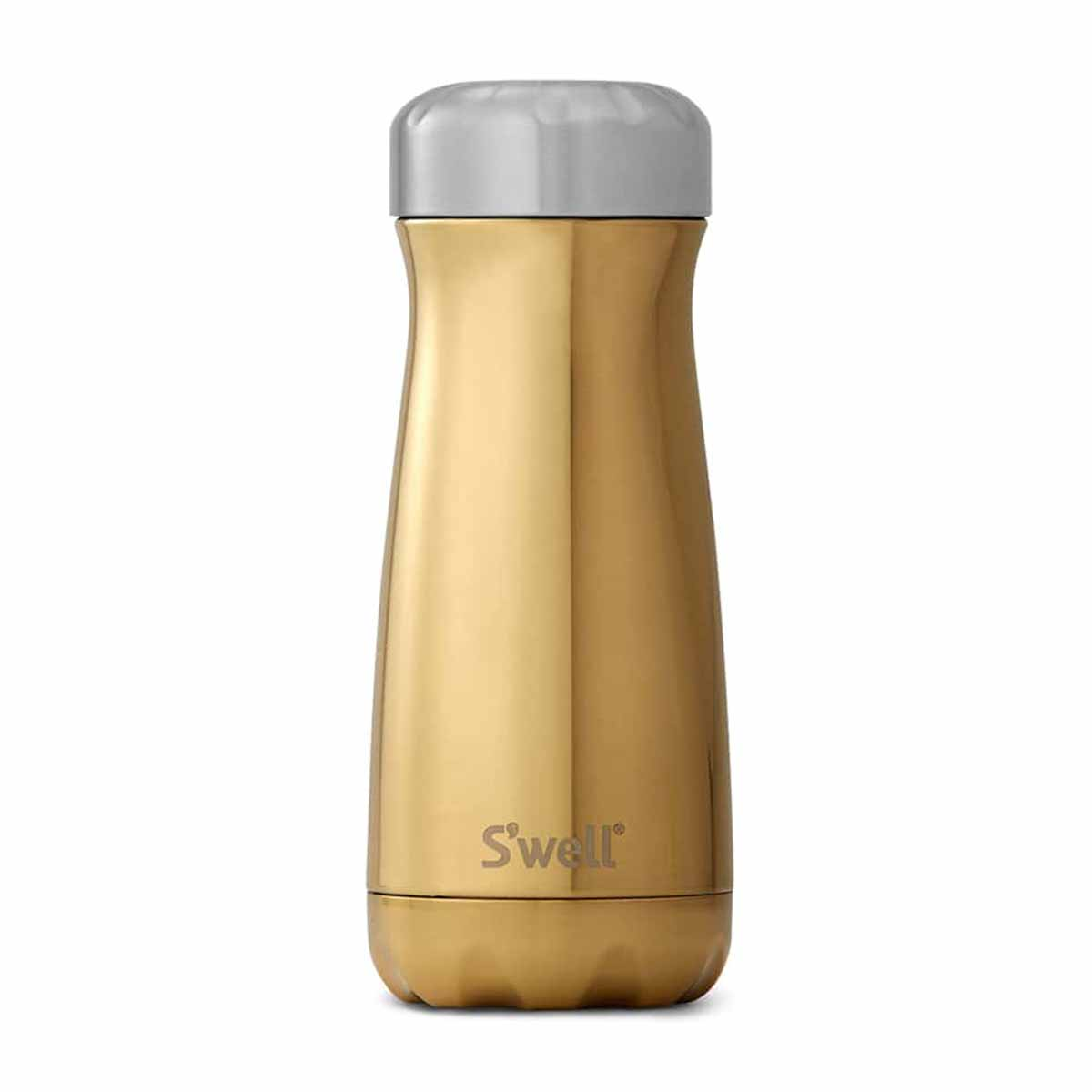 Swell tumbler gold