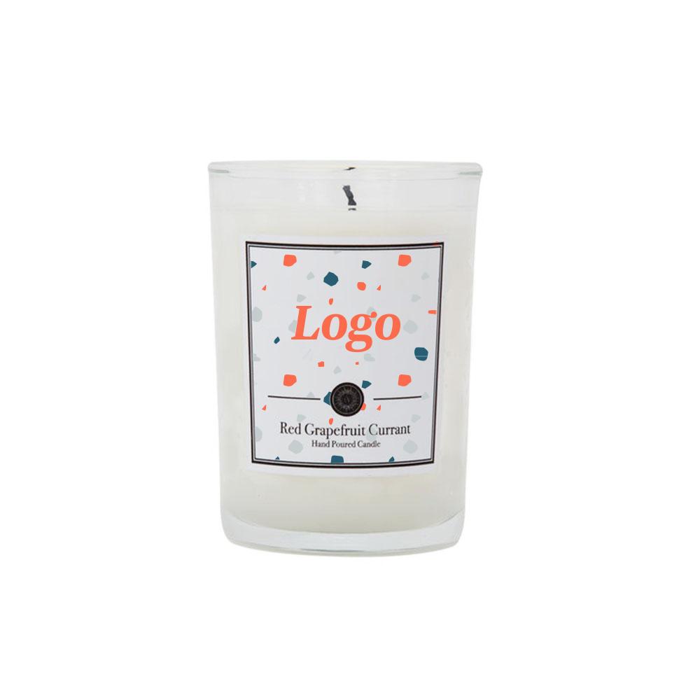163100 8 oz fragrance candle full color digital label