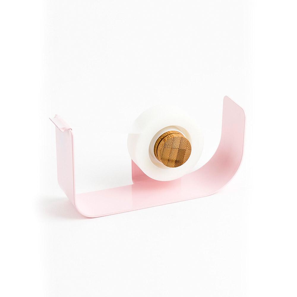 Pink metal tape disp