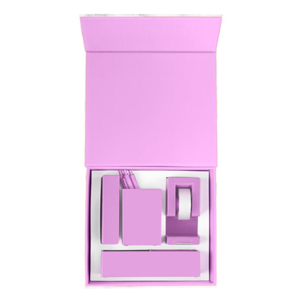 Lilac desk set standard