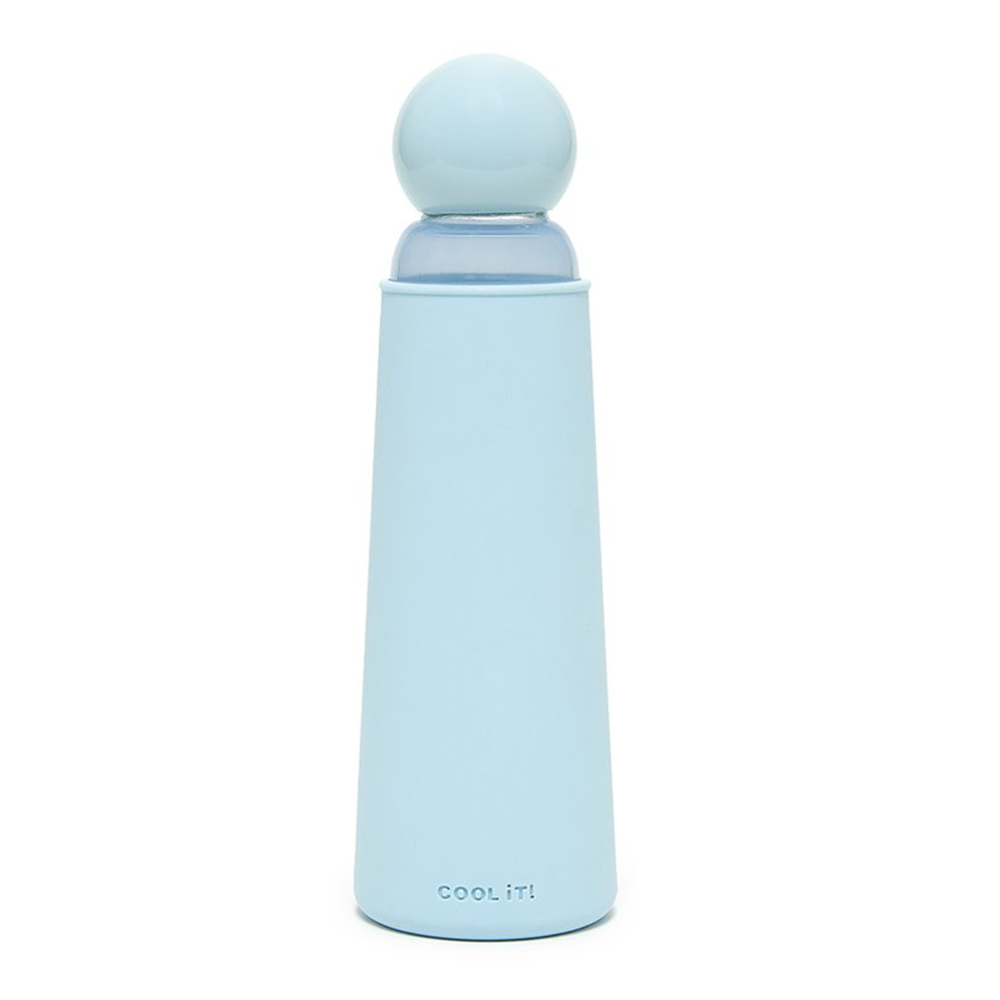Blue bottle cool