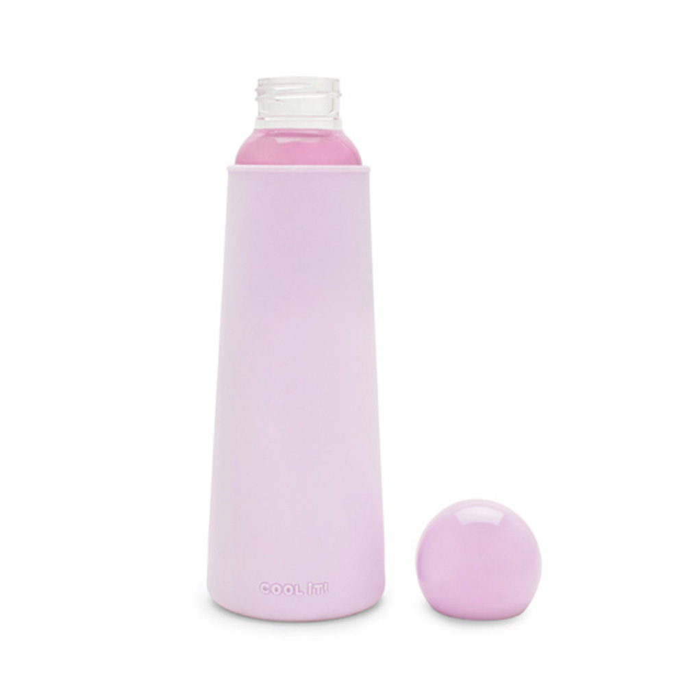 Lilac bottle cool
