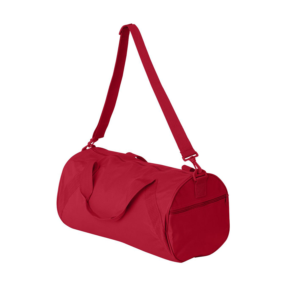 Red alex duffel
