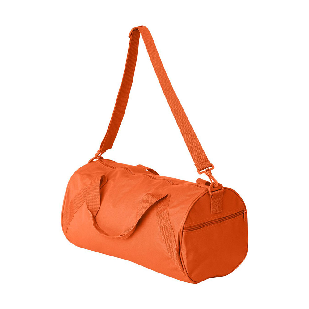 Orange alex duffel