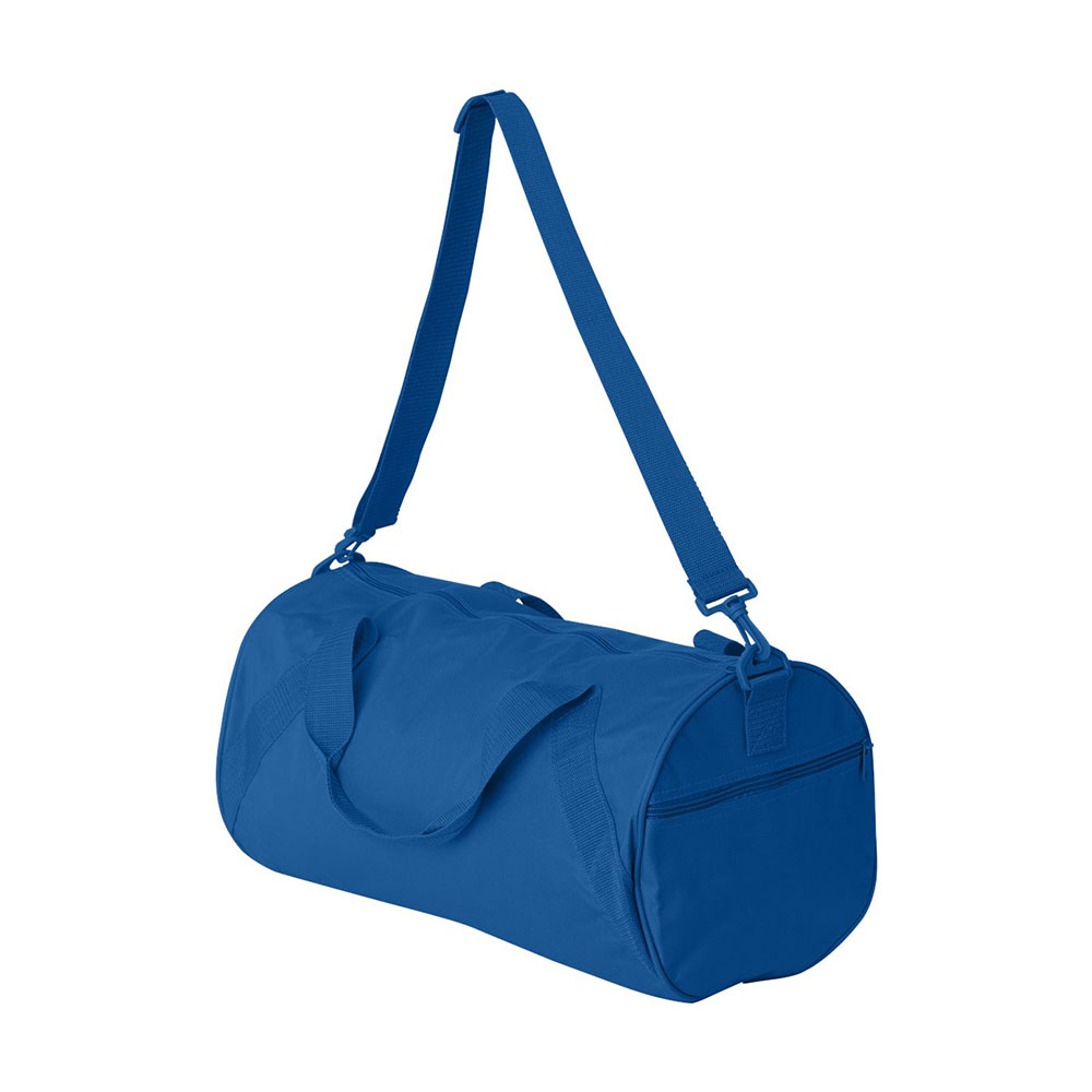 Blue alex duffel