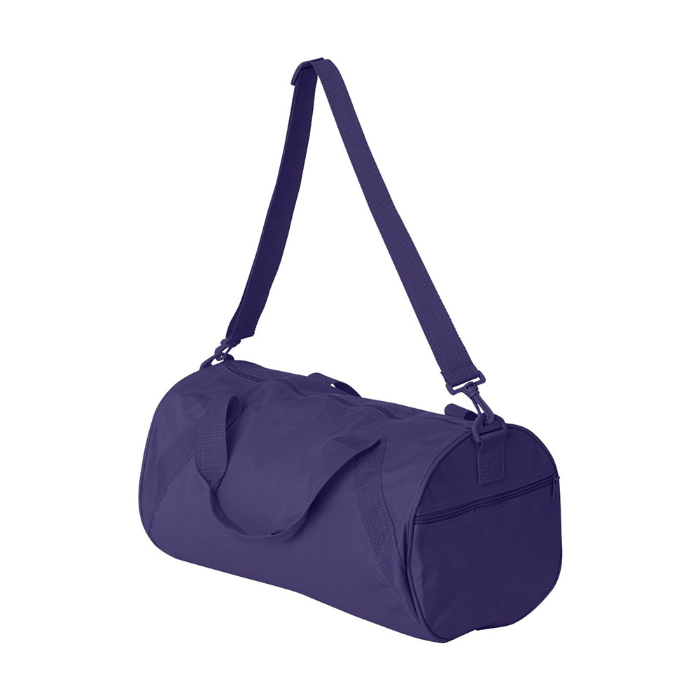Purple alex duffel