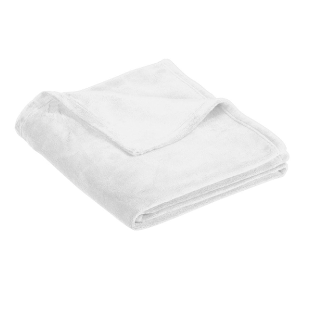 Sanmar ultraplushblanket white