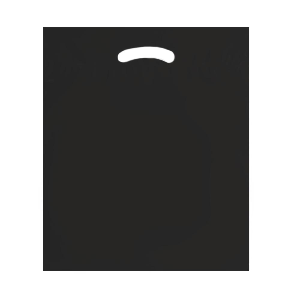 Black 18x22 eco shoppping bag
