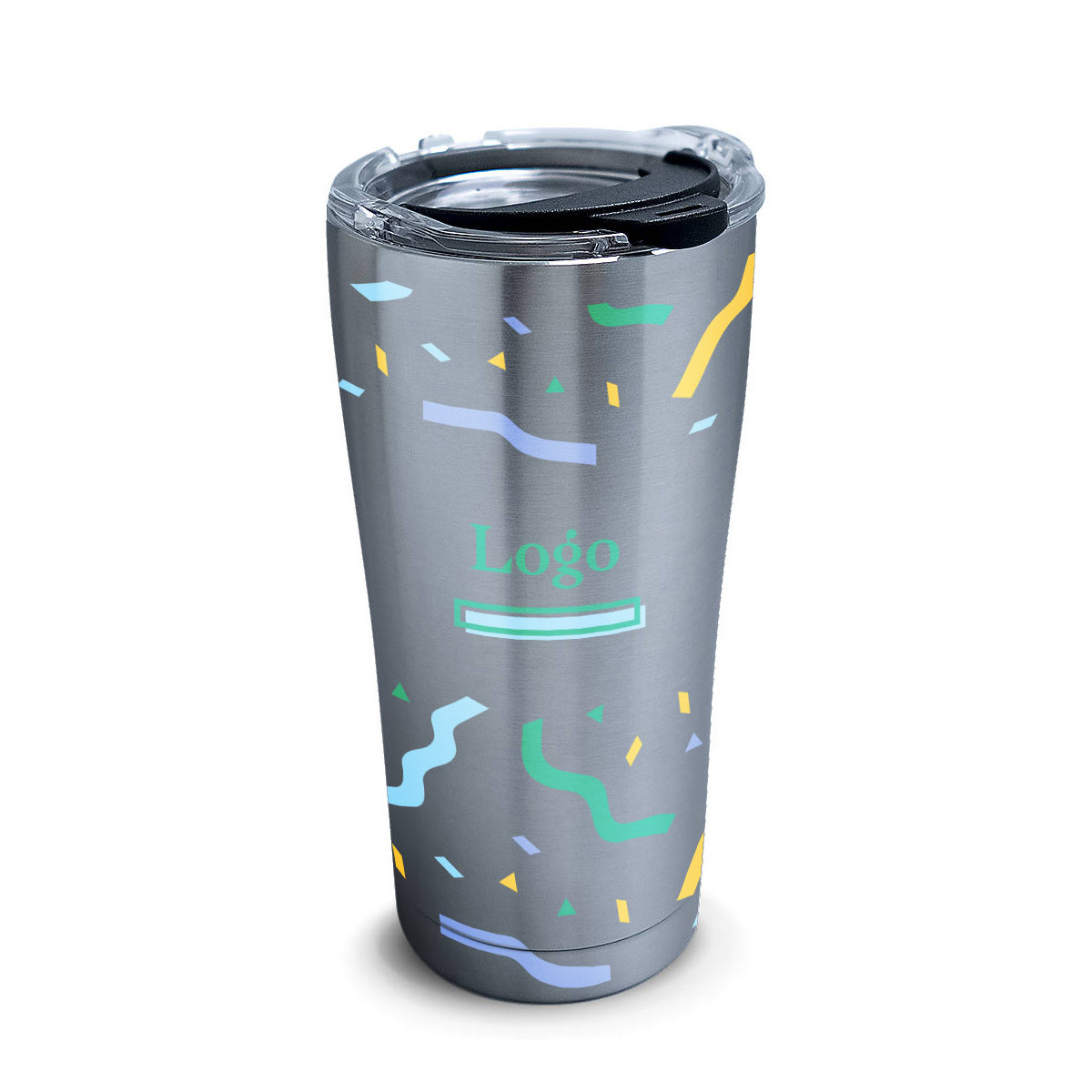 199992 20 oz stainless steel tumbler full color 360 uv print