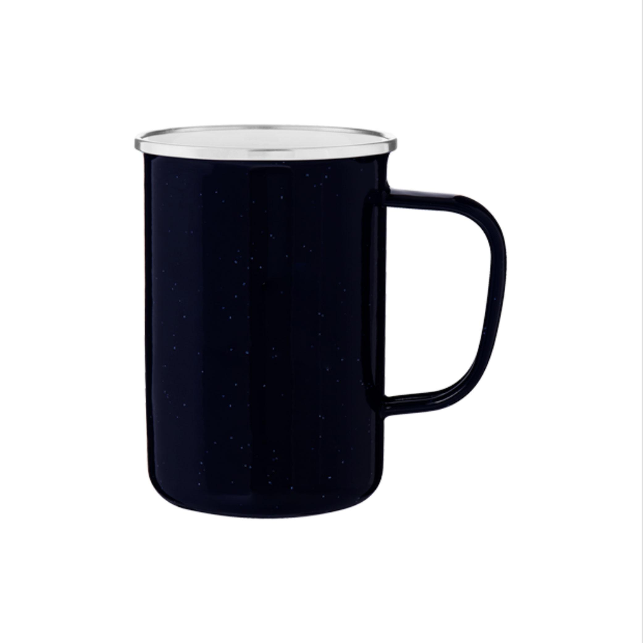 Navy mug 22oz
