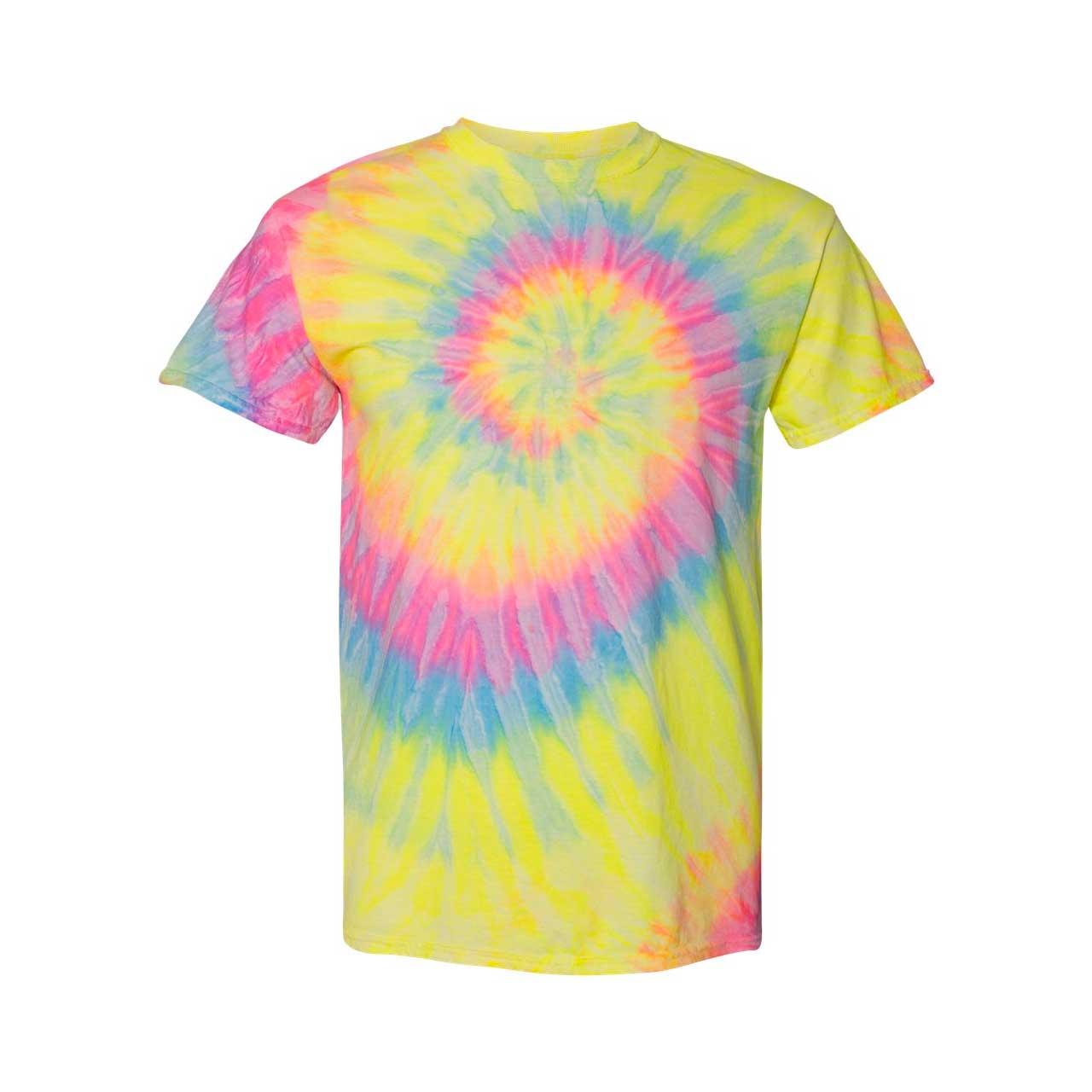 Vibrant spiral