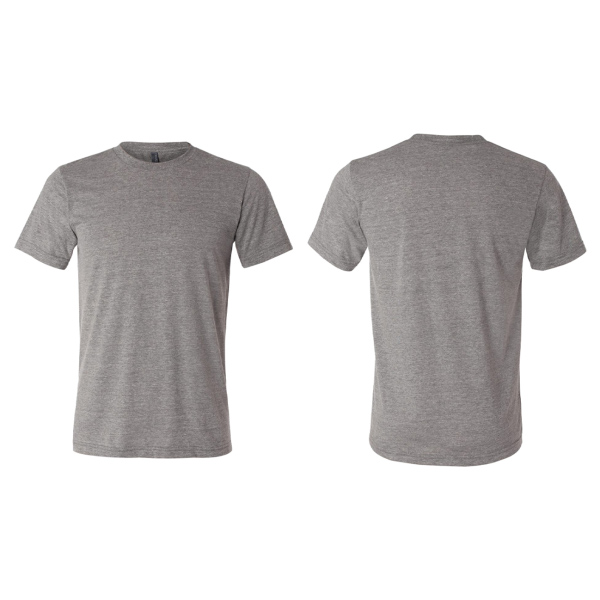 Grey triblend b