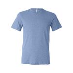 Medium blue heather triblend