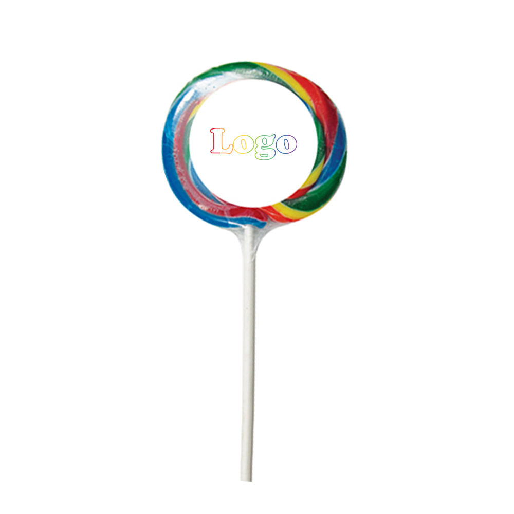 223993 classic swirl lollipop full color digital label