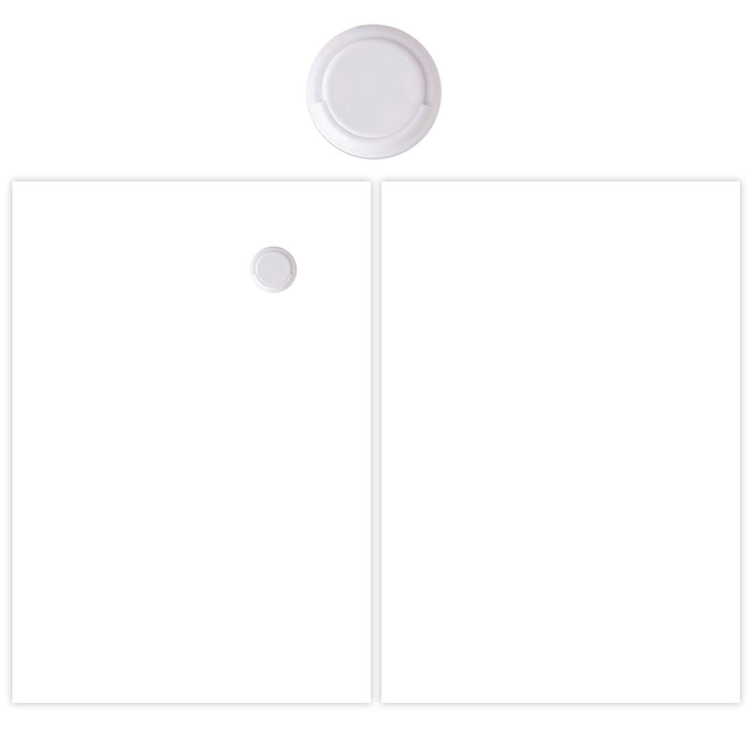 White peep cover 2