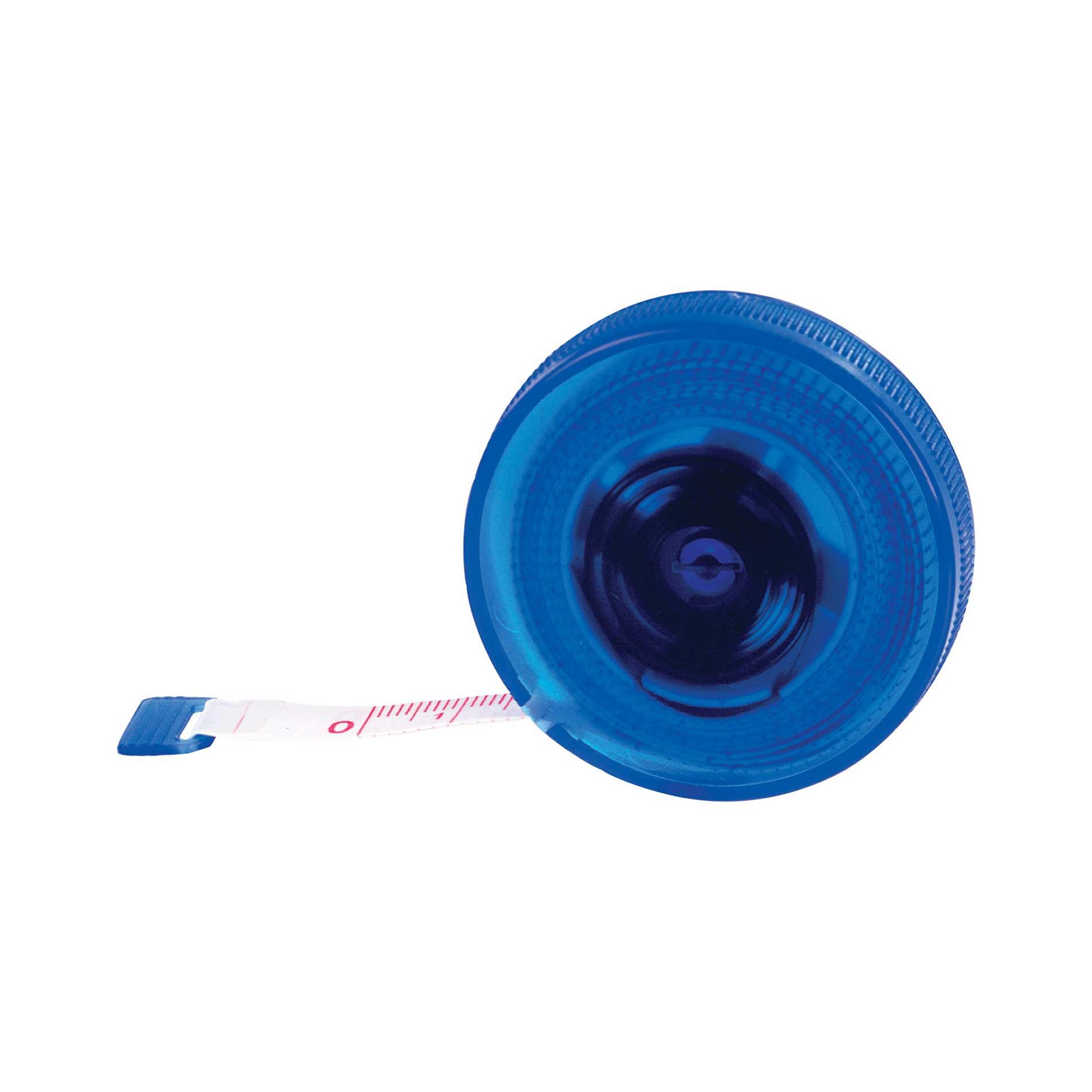 Tape measure blue