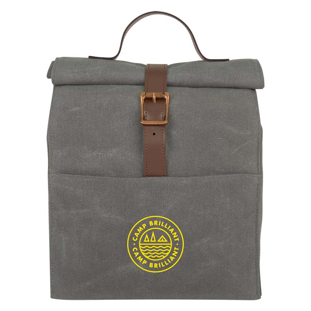 229161 soran lunch bag one color one location imprint