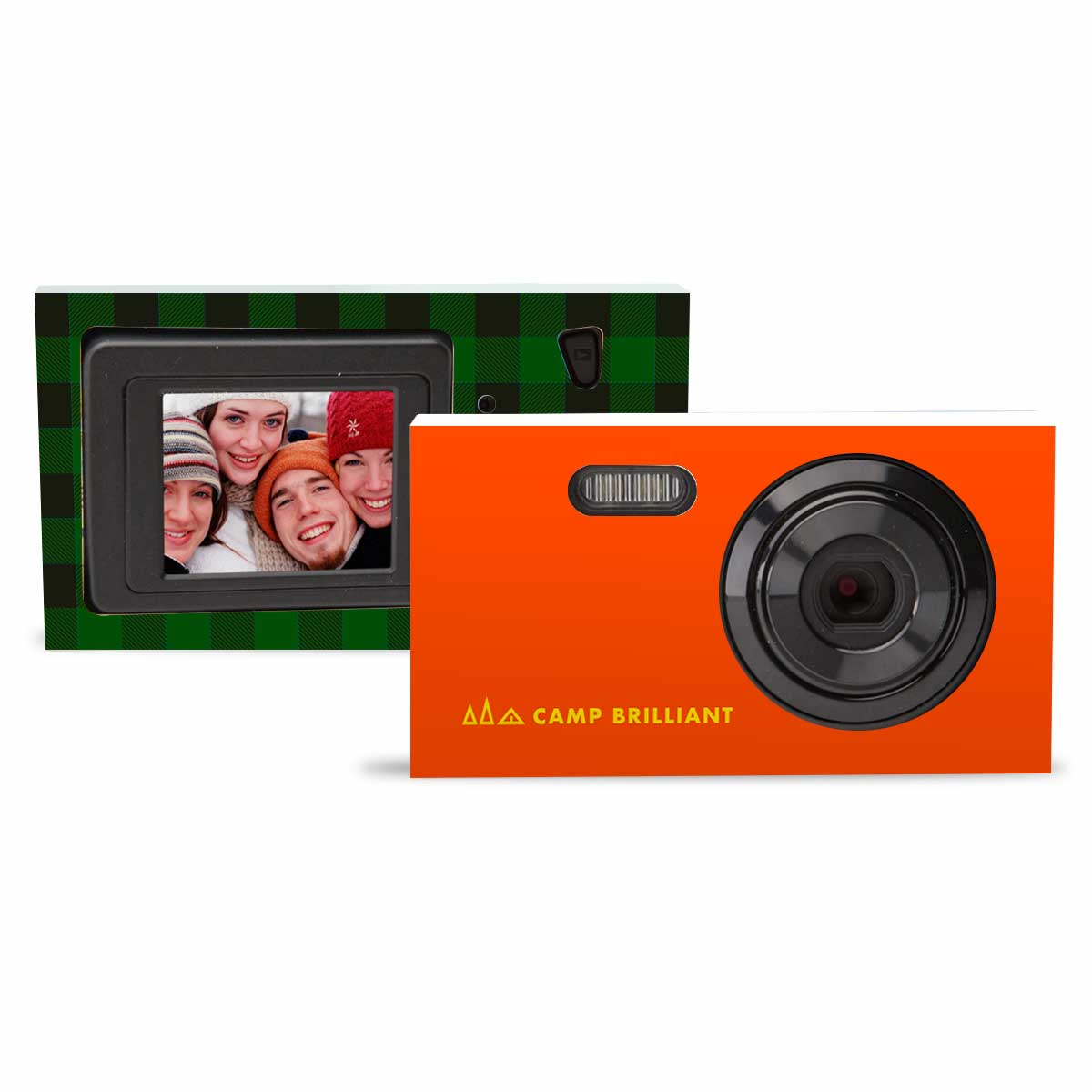 229178 single use digital camera full color wrap