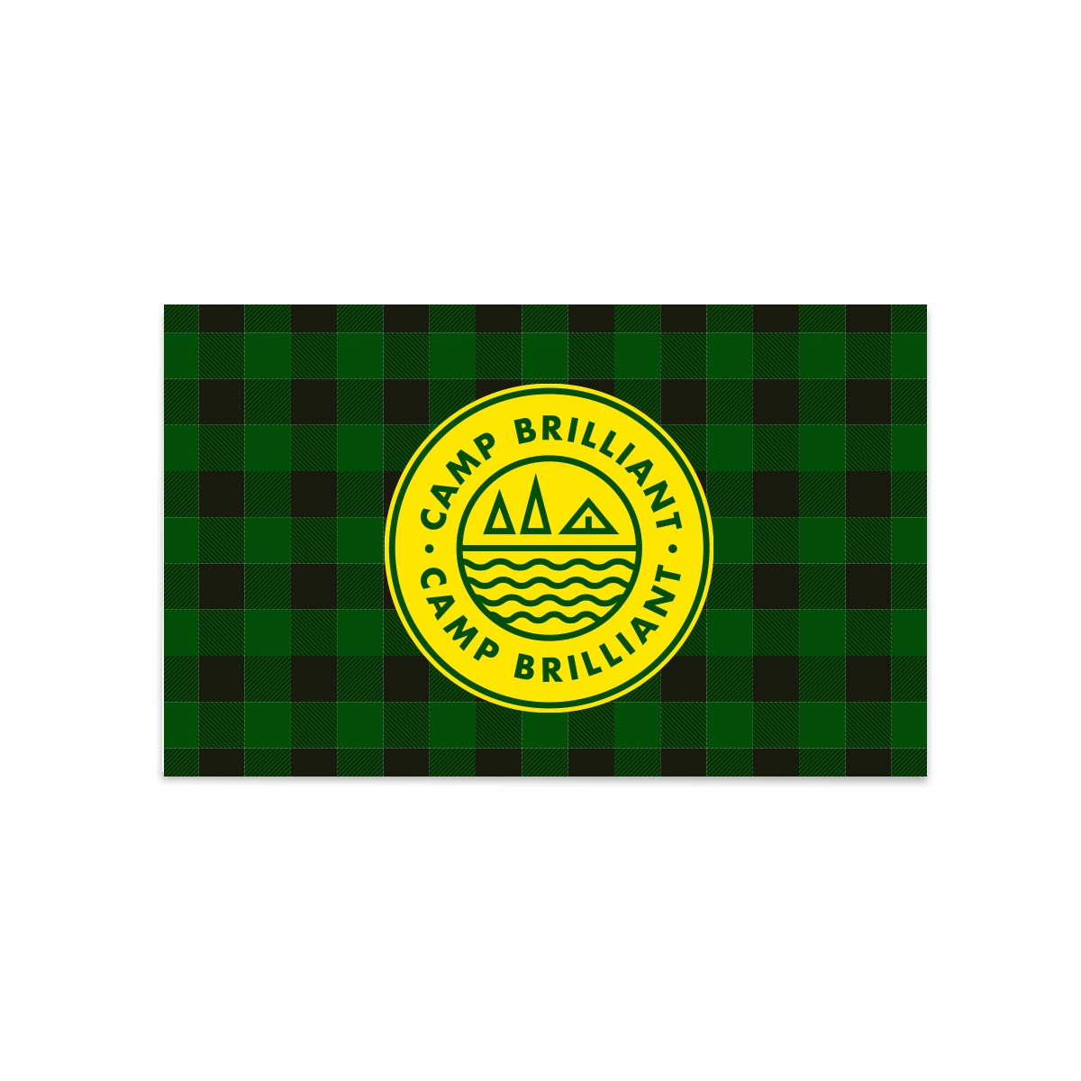 229177 3 x 5 flag full color digital imprint