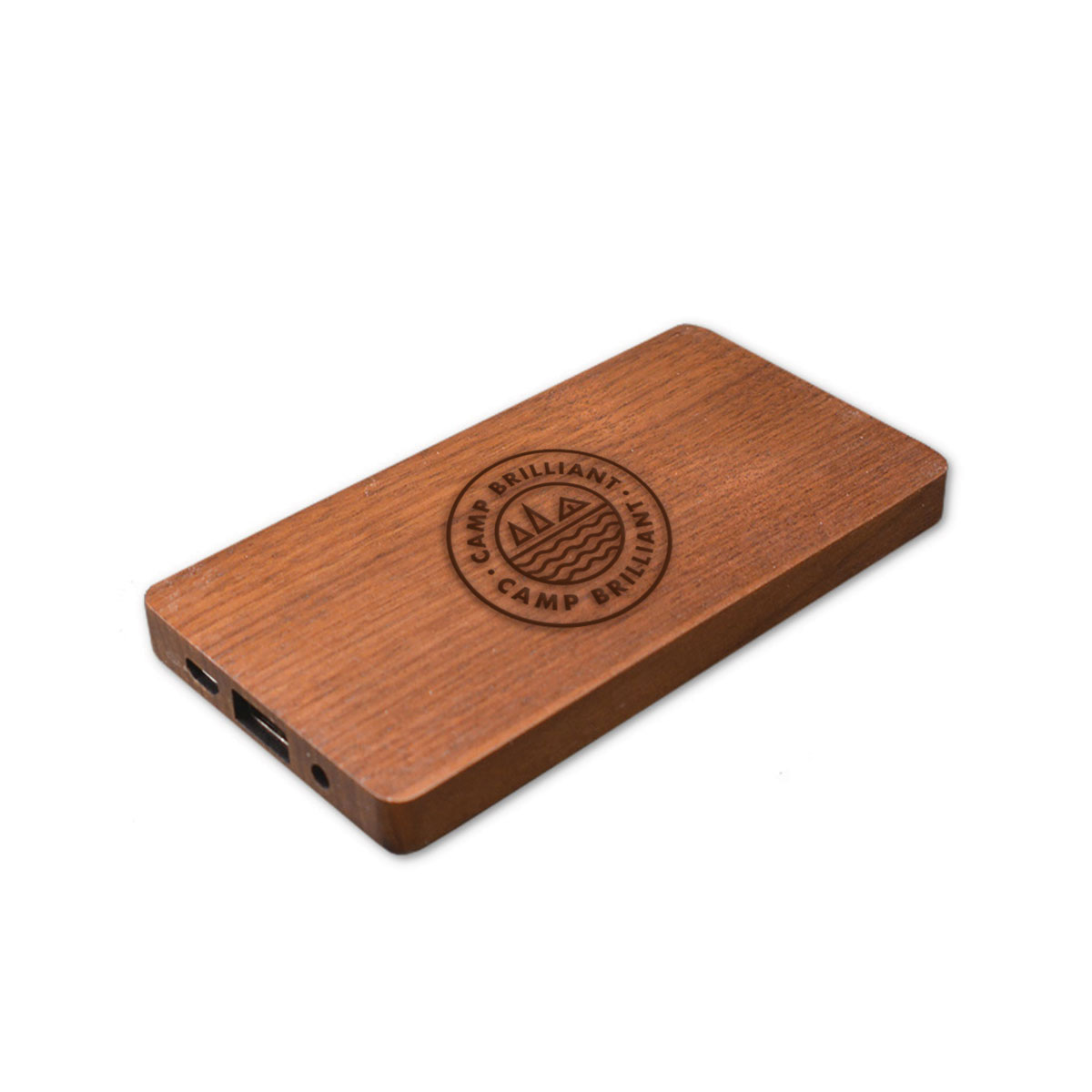 229580 redwood power bank one location laser engraved