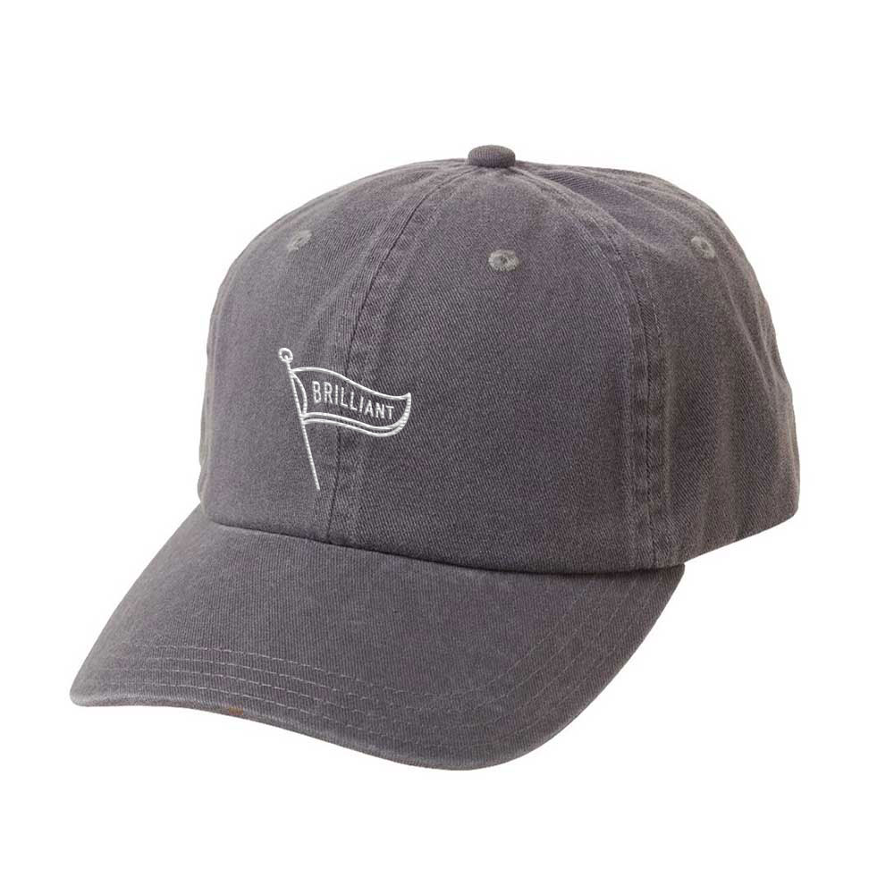 229561 dad hat one location embroidery