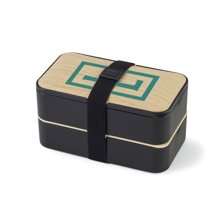 236111 osaka bento box one color imprint on top panel