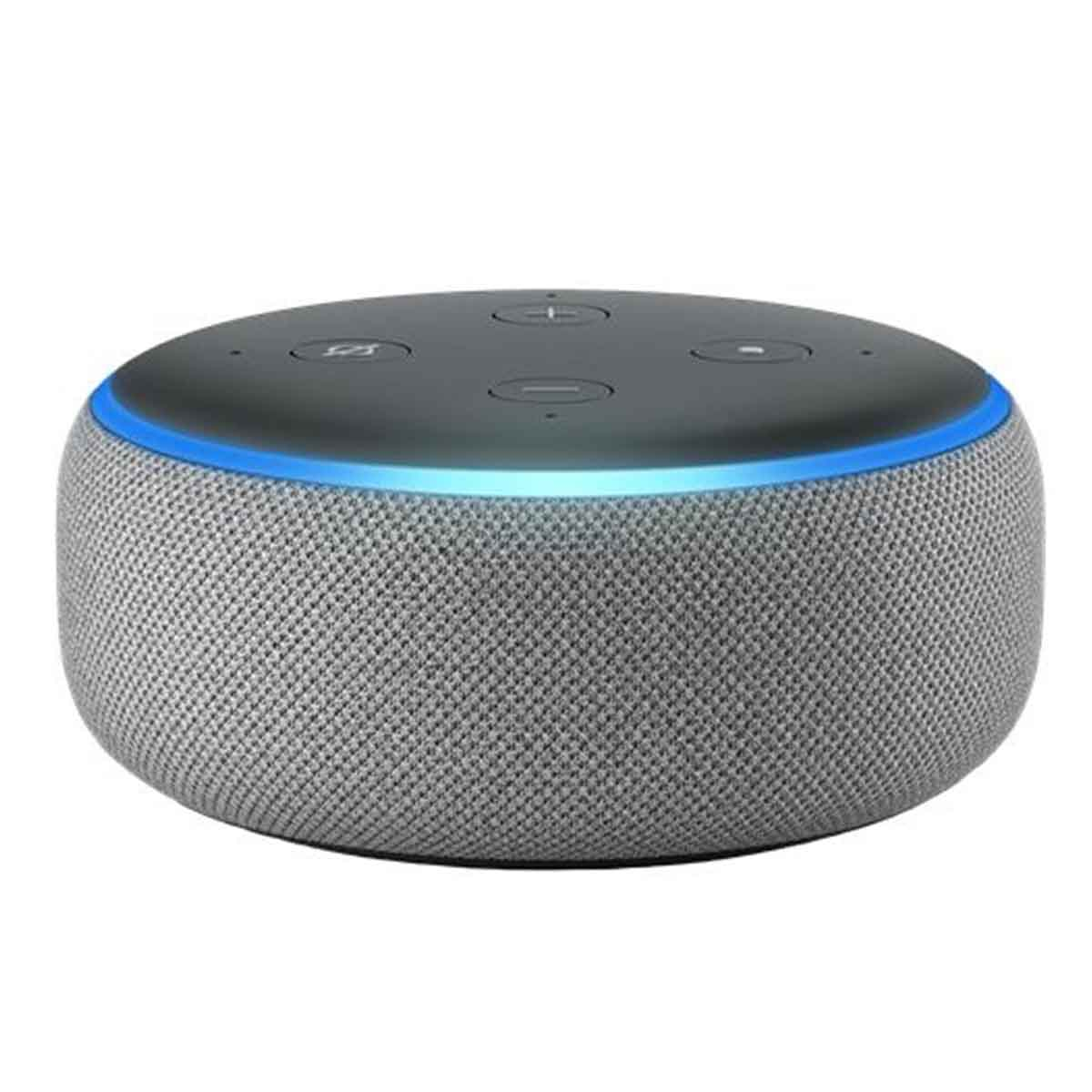 Echodot heathergray