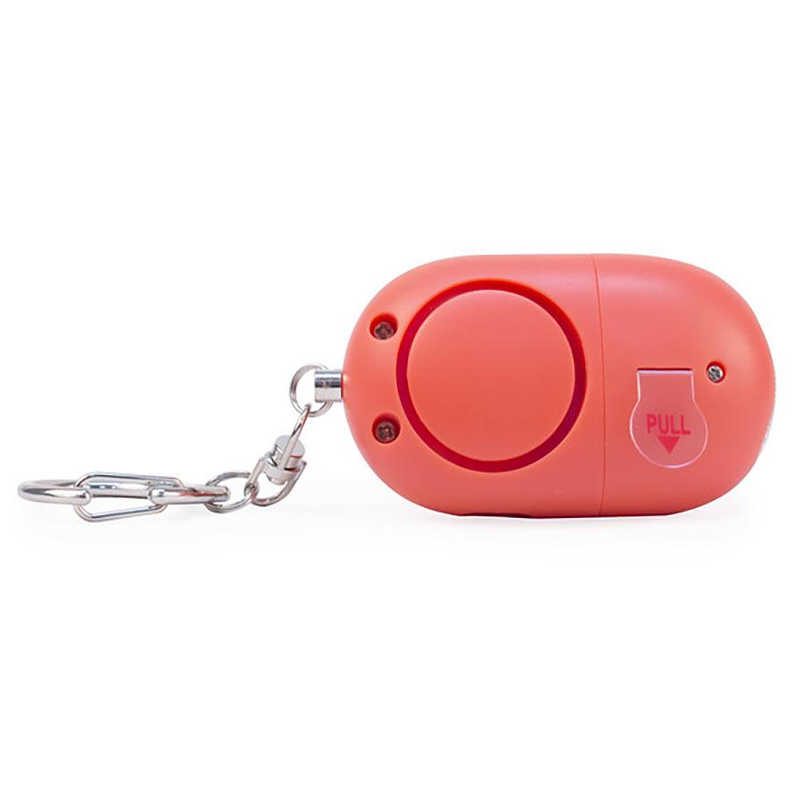 Red alarm back
