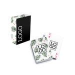 Medium 250786 custom playing cards custom back front and box