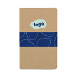 Medium 269646 cahier grid large notebook full color belly band two color one location imprint