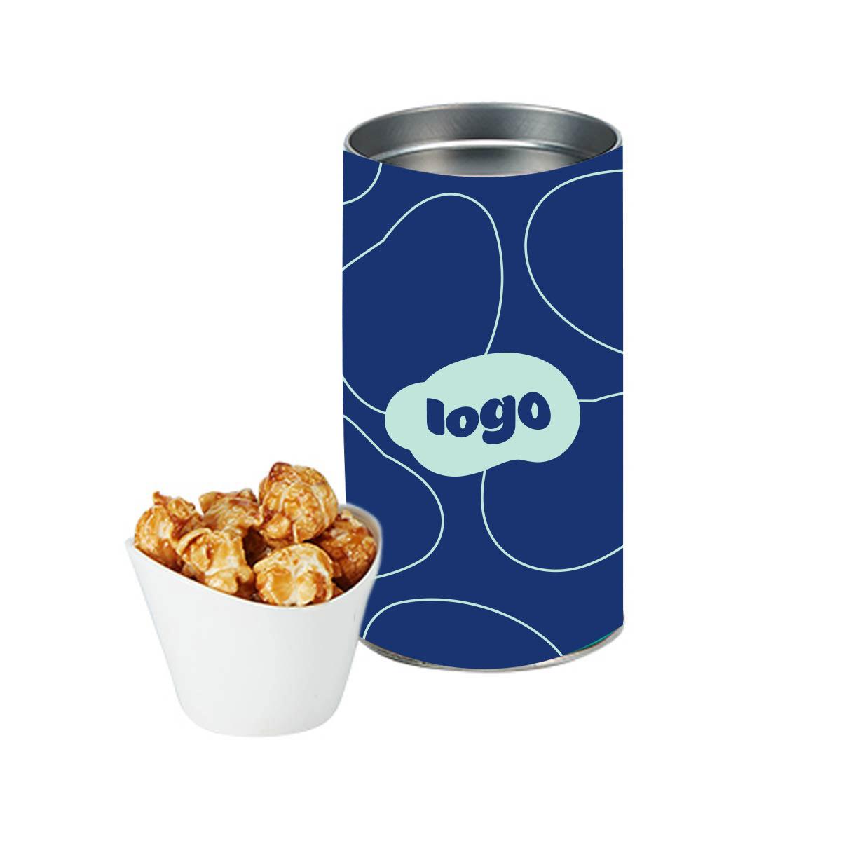 269649 deluxe popcorn tube full color label