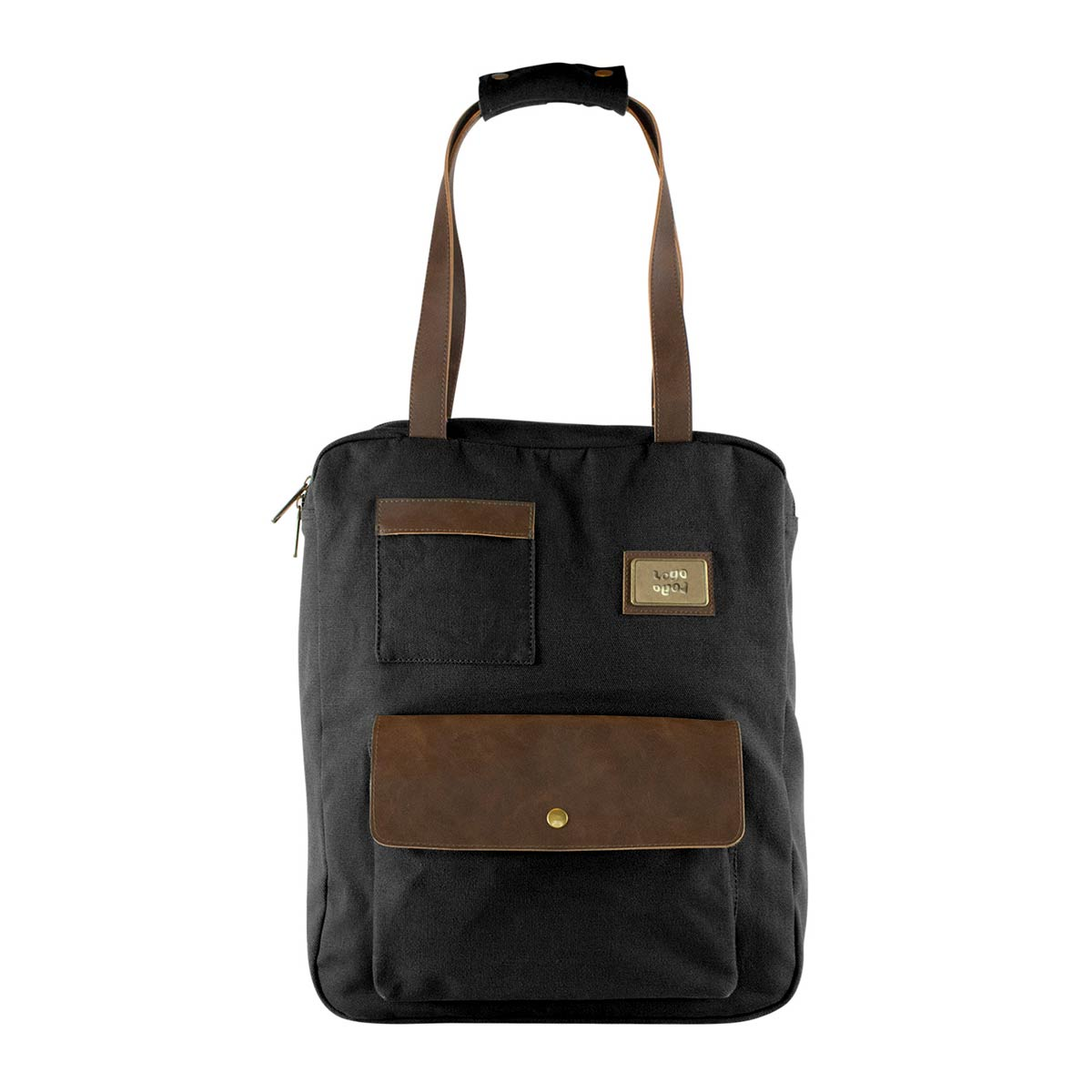 Brilliant tote black